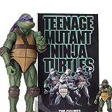 COOL MODEL 4 Stücke Teenage Mutant Ninja Turtle TMNT Aktionsdiagramm Puppe Modell Dekoration