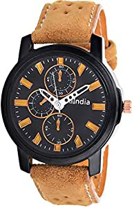 Kitcone Analog Multi-Colour Dial Men's Watch-Type-99