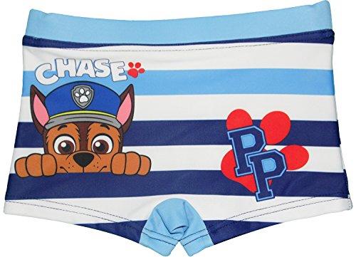 Offizielle Lizenzierte Nickelodeon Paw Patrol Kinder Badeshorts 3 bis 6 Jahre (Blau , 5 ()