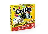 Frankreich Karten–410401–Color Addict Deluxe–Spiel + EXTENSION + Zubehör