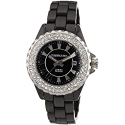 Dyrberg/Kern Women's Quartz Watch CRYSTALIA CEC 4BS4 333508