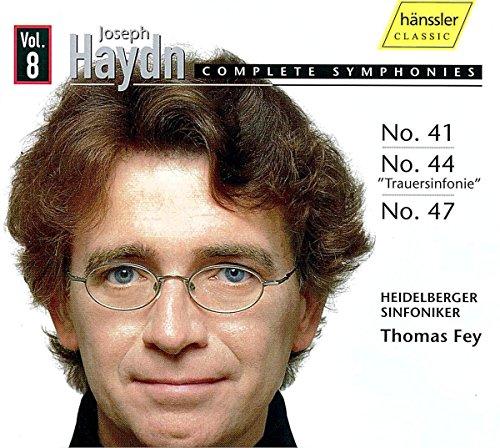 Sinfonien 41,44+47