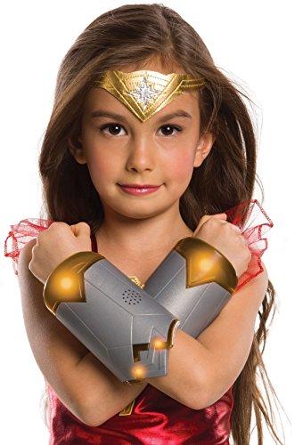 Kostüm Light Up Batman - (Batman v Superman, Gauntlets) - Rubies Wonder Woman Light Up Gauntlets Costume