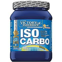 Weider ISO Carbo, Bebida Energética - 900 gr