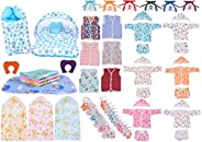 Toddylon New Born Baby Gift Products (0-6 Months) (53 Items Combo)