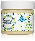 Mummy's Miracle, ohne Gentechnik, Natürliche Moringa Brustwarzensalbe, Lebensmittelqualität, Pflegecreme für Mütter, Lanolin-frei für stillende Mütter, 59 ml.