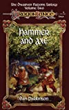Hammer and Axe (The Dwarven Nations) (English Edition)