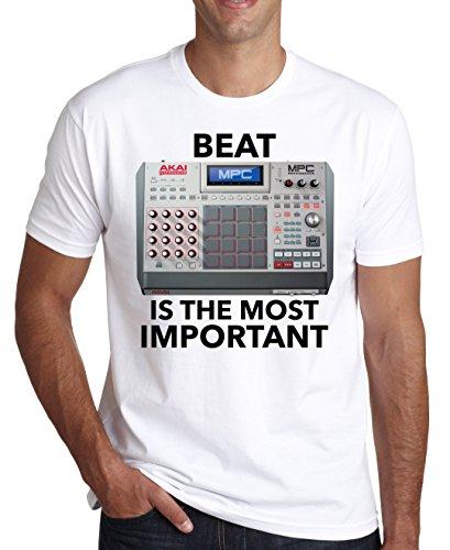 AKAI Vintage Beat is The Most Important Design Men's T-Shirt XX-Large