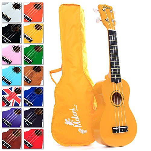 Best Yellow Soprano Ukulele with...