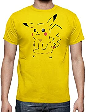 The Fan Tee Camiseta de Mujer Pokemon Pikachu Charizar