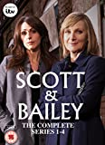 Scott & Bailey - Series 1-4 Box Set [8 DVDs] [UK Import]