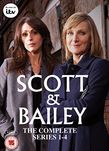 Series 1-4 Box Set (8 DVDs)