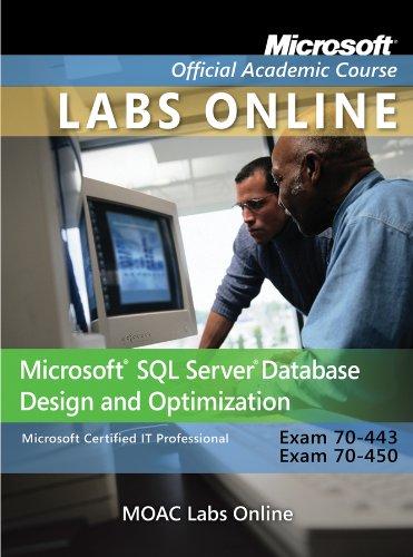 Exam 70-443 & 70-450: MOAC Labs Online por Microsoft Official Academic Course