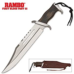 Rambo III Silvester Stallone Signature Edition Messer Officially Licensed