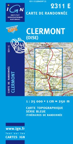 Clermont (Oise) GPS: IGN2311E