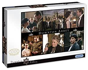 Gibsons–Downton Abbey–Puzzle (1000pièces)