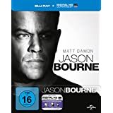 Jason Bourne - Steelbook [Blu-ray]