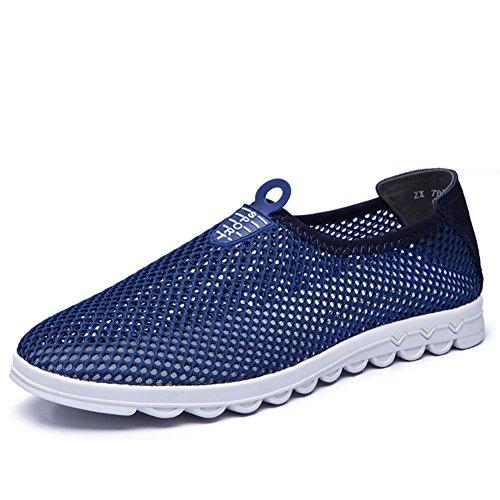 Été casual chaussures/Coupe-bas chaussure avec mesh respirant/Chaussures de chiffon net B
