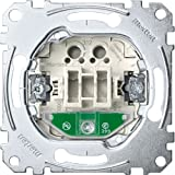 Merten MEG3560-0000 Taster-Eins. mit Orientierungslicht, Schließer 1-polig, 16 A, AC 250 V, SK