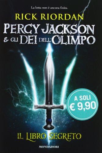 Leggi il libro pdf il libro segreto percy jackson e gli dei dell 39 olimpo gratis libridifile - Il giardino segreto libro pdf ...