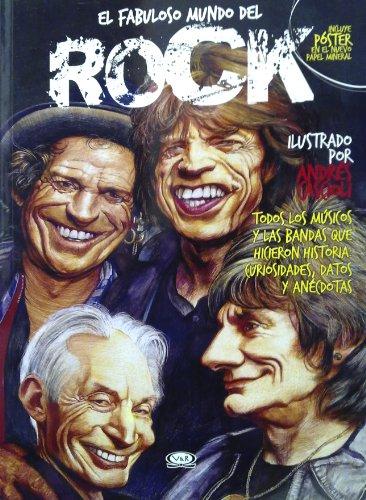 FABULOSO MUNDO DEL ROCK, EL por Various