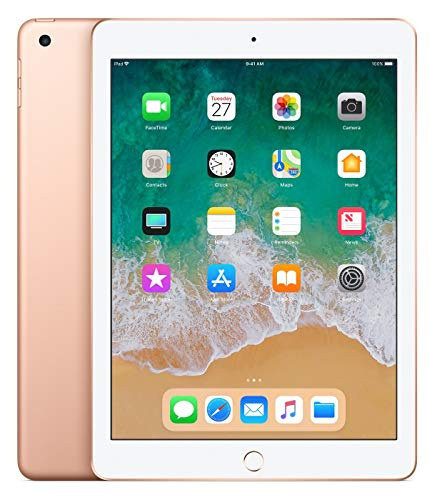 "Apple iPad, 9,7"" mit Wifi, 32 GB, 2018, Gold"