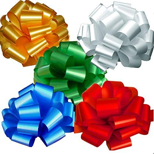 """GiftWrap Etc. Pull Bögen 9"""" breites Spektrum von 5 Freie Größe Multi"""