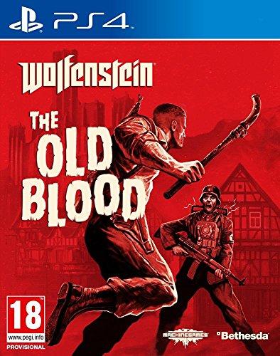 Wolfenstein- the Old Blood Ps4 Fr - [Edizione: Francia]