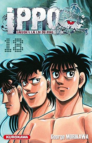 Ippo - saison 4, La loi du ring - tome 18 (18) par George MORIKAWA