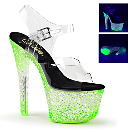 Crystalize-308PS Clr/Neon Icy Green