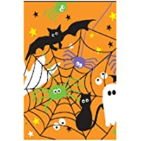 Amscan International 993112 Halloween Table Cover, 120 x 120 cm