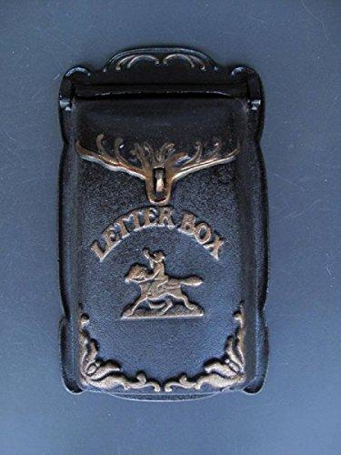 Preisvergleich Produktbild Briefkasten eisen H.32x18cm