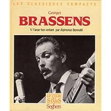 Georges Brassens, tome 1 : L'Anar bon enfant