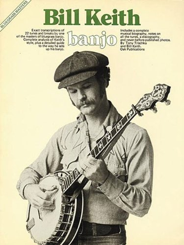 BILL KEITH BANJO (Bluegrass Masters) by Bill Keith (2008-01-01)