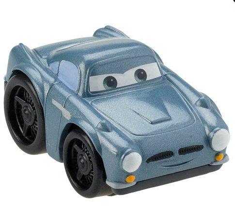 Fisher Price Disney Cars 2 Wheelies Finn McMissle by Wheelies (Disney Fisher Cars Price)