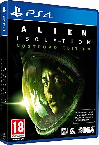 Price comparison product image Alien: Isolation - Nostromo Edition (PS4)