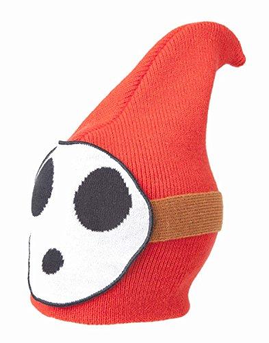 Meroncourt Unisex Strickmütze Nintendo Super Mario Bros, Rot Red, One Size Preisvergleich
