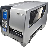 Intermec PM43A12000000401 Series PM43 Mid-Range Industrial Label Printer, Touch Interface, Serial, USB, Wi-Fi, Fixed Hanger, Thermal Transfer, 406 dpi, US Power Cord