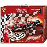 Carrera - Circuito GO!!! Red Victory, escala 1:43 (20062339)
