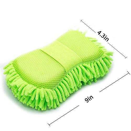 FMS-Panno-in-pelle-di-daino-sintetica-asciugatura-Microfibra-per-auto-assorbente-grande-60x40cm
