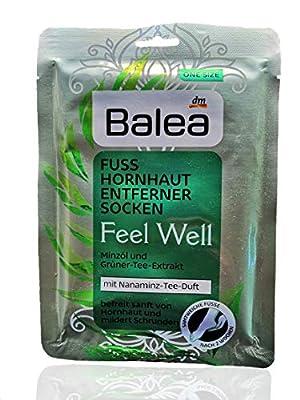 Balea Hornhaut-Entfernersocken Feel Well