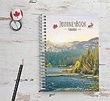 Reisetagebuch Kanada zum selberschreiben / als Abschiedsgeschenk