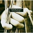 Choice Language-Capercaillie VRTCD006