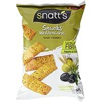Snatt's - Mediterráneas - Pan con sabor a olivas y romero - 110 g