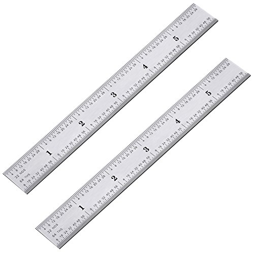 eboot-2-pack-stainless-steel-ruler-6-inch-for-engineering-school-office-drawing-and-other-projects