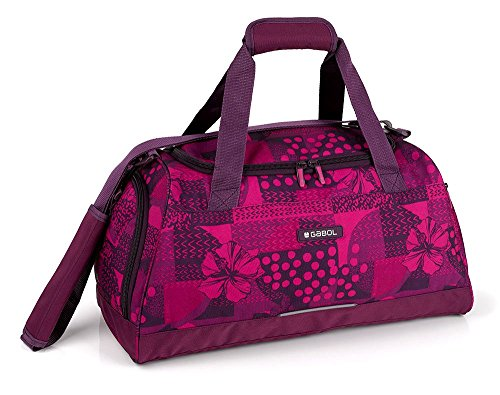 Borsone Borsa da viaggio bagaglio a mano da uomo donna palestra sport maternità 4223 Grey 50x28x20cm small 101 Bombay