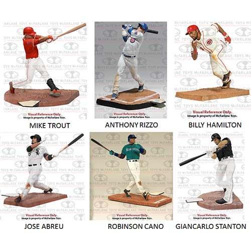 McFarlane Toys MLB Figuren Serie XXXIII (8 ct.)