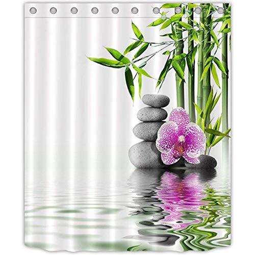 Sungpunet Yoga Ducha Buda Zen SPA Agua Cortina Tela