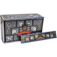 Satya Super Hit Räucherstäbchen/Agarbatti 180Gramm Box | 12Packungen von je 15Gramm in Einer Box preisvergleich bei billige-tabletten.eu