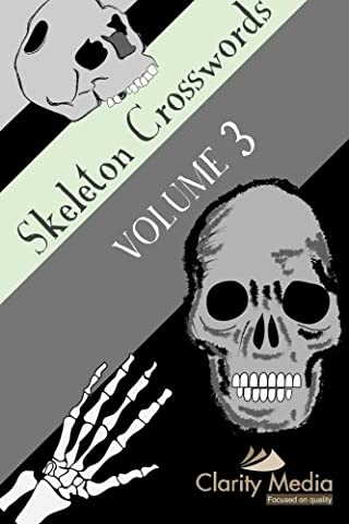 Skeleton Crosswords Volume 3: 50 of the best skeleton crosswords